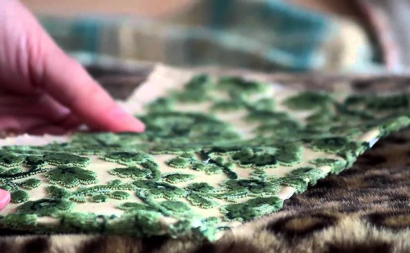 Le métier de tapissier