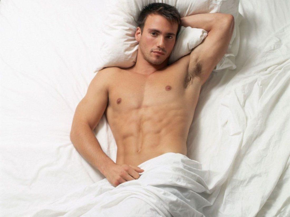 sportif au lit
