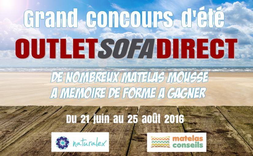 Grand concours d'été OuletSofaDirect