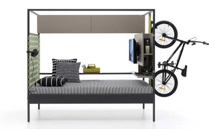 Nook Bed de Carlos Tiscar