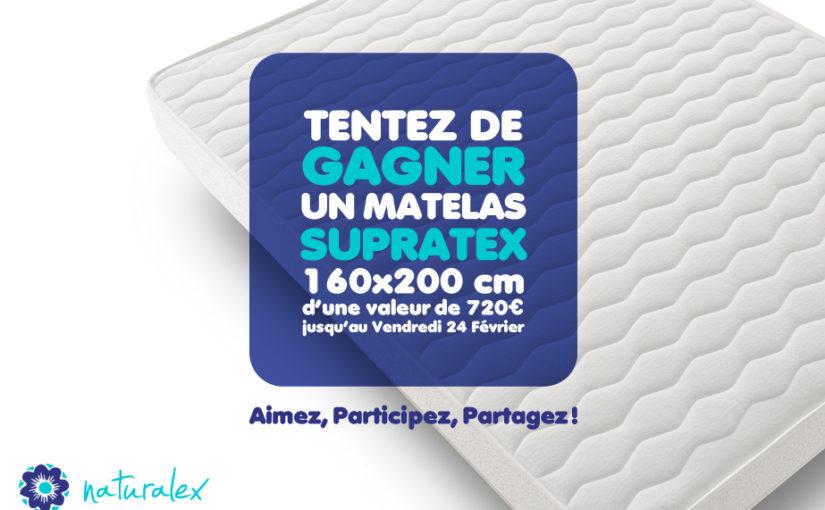 Concours Facebook / Naturalex