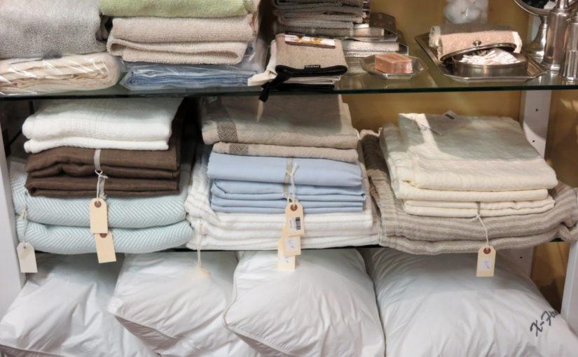 Le linge de lit : conseils d'achat et d'entretien